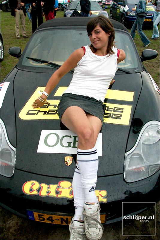 Nederland, Ouderkerk aan de Amstel, 6 september 2003