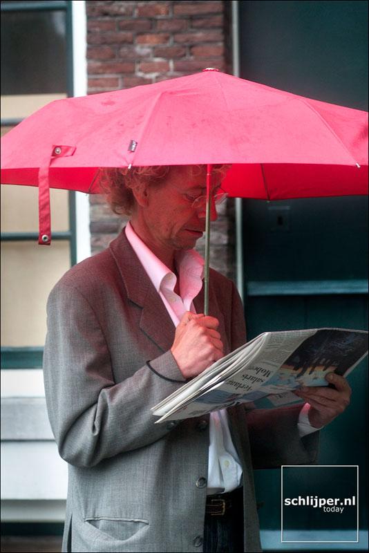 Nederland, Amsterdam, 10 september 2003