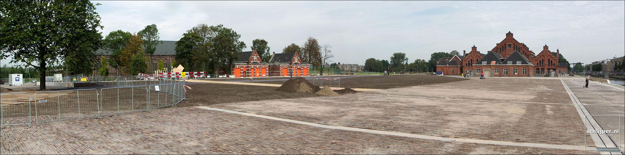 Nederland, Amsterdam, 15 september 2003
