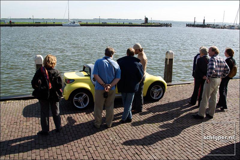 Nederland, Volendam, 25 september 2003