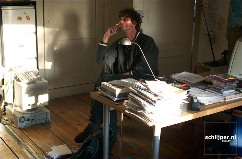 Nederland, Amsterdam, 30 september 2003