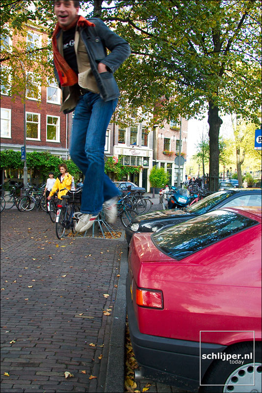 Nederland, Amsterdam, 12 oktober 2003