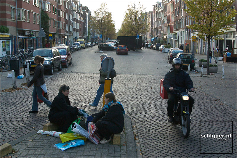 Nederland, Amsterdam, 19 oktober 2003