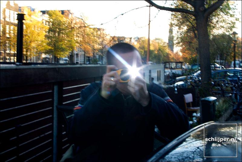 Nederland, Amsterdam, 24 oktober 2003