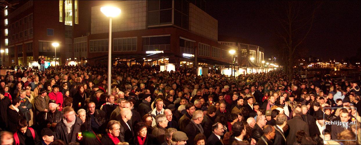 Nederland, Amsterdam, 9 november 2003