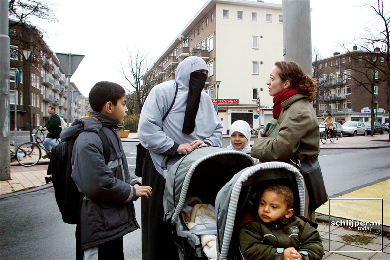 Nederland, Amsterdam, 22 november 2003