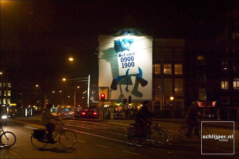 Nederland, Amsterdam, 25 november 2003