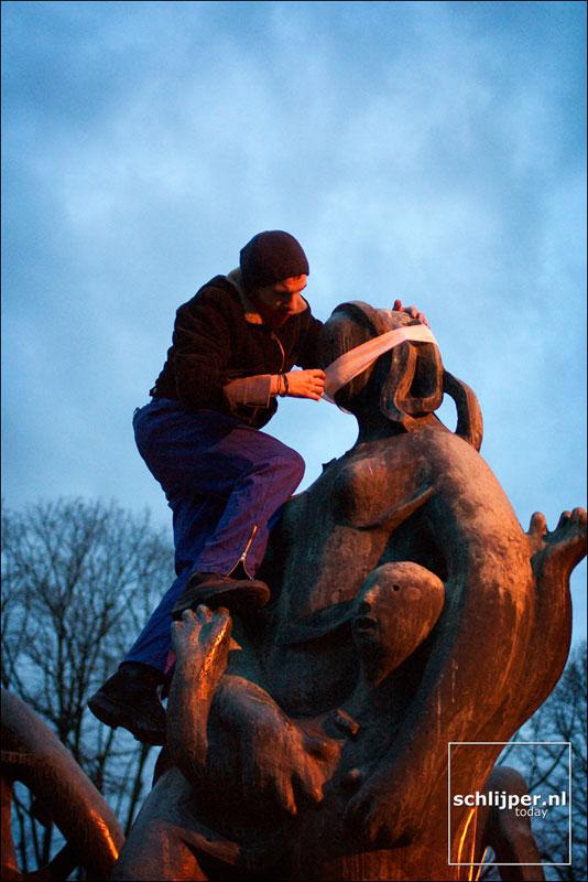 Nederland, Maastricht, 1 december 2003