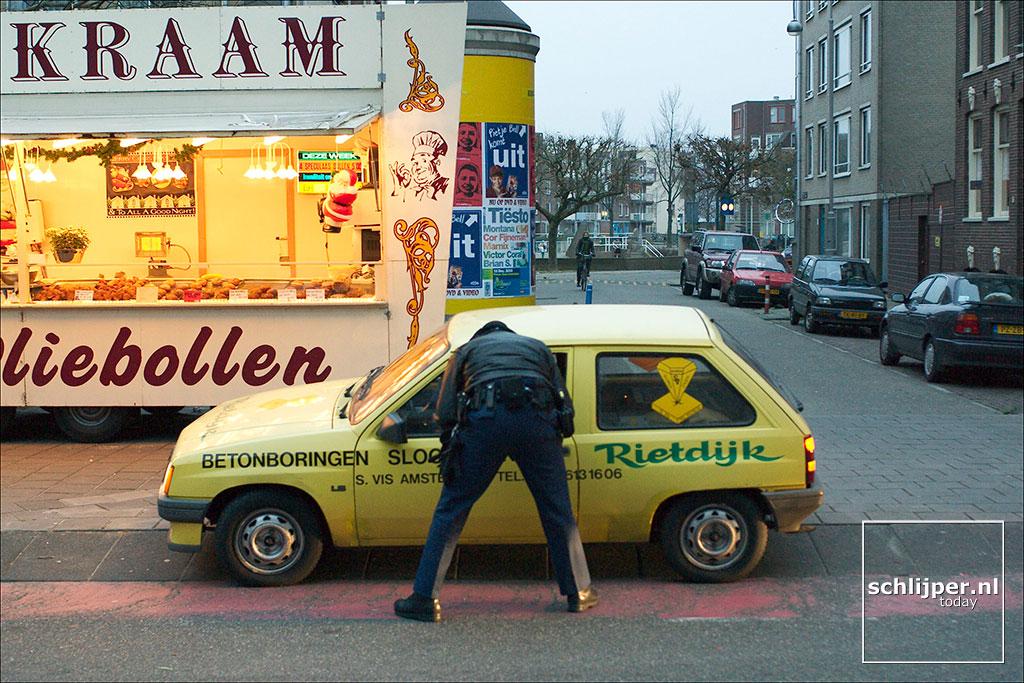 Nederland, Amsterdam, 4 december 2003