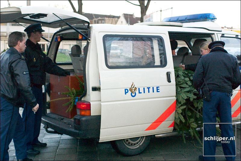 Nederland, Amsterdam, 15 december 2003