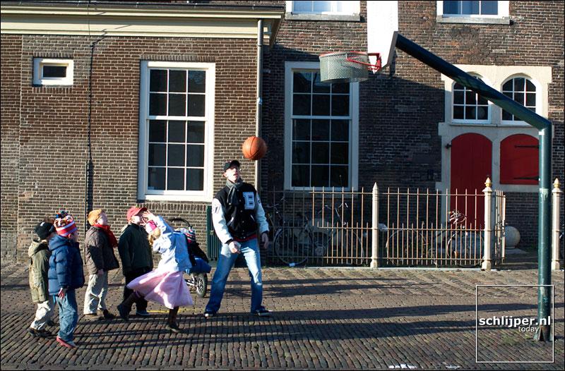 Nederland, Amsterdam, 17 december 2003
