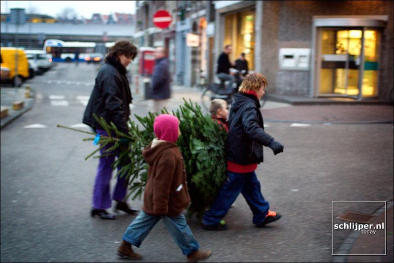 Nederland, Amsterdam, 19 december 2003