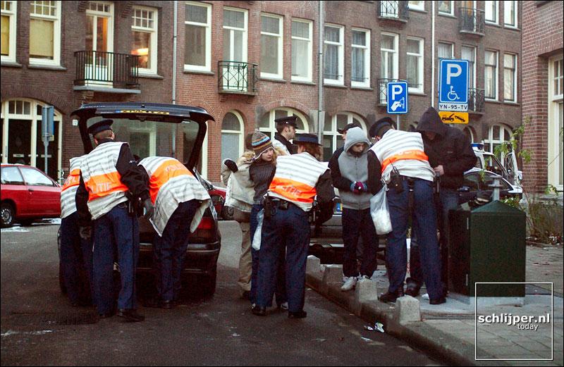 Nederland, Amsterdam, 2 januari 2004