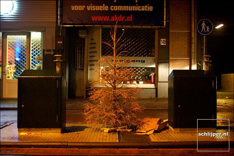 Nederland, Amsterdam, 5 januari 2004
