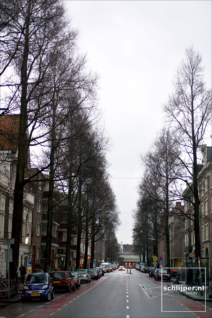 Nederland, Amsterdam, 16 januari 2004