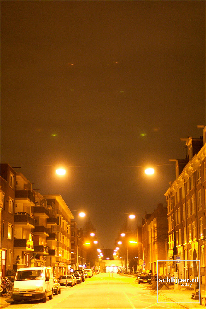 Nederland, Amsterdam, 22 januari 2004
