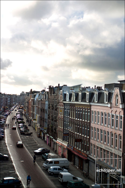 Nederland, Amsterdam, 25 januari 2004