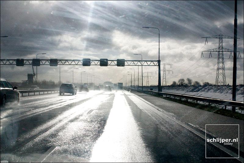 Nederland, Breukelen, 29 januari 2004