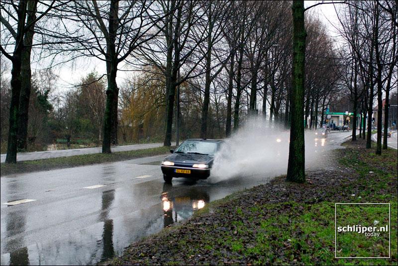 Nederland, Amsterdam, 31 januari 2004