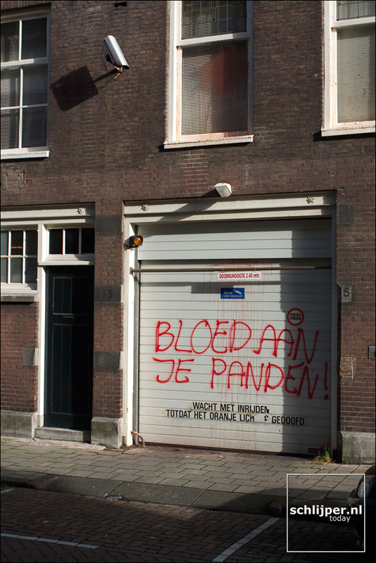 Nederland, Amsterdam, 1 februari 2004