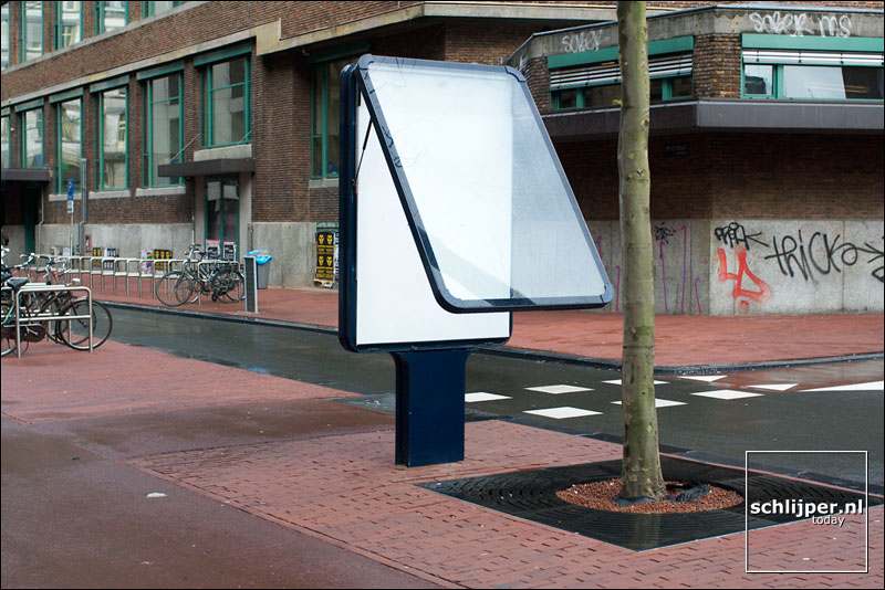 Nederland, Amsterdam, 8 februari 2004