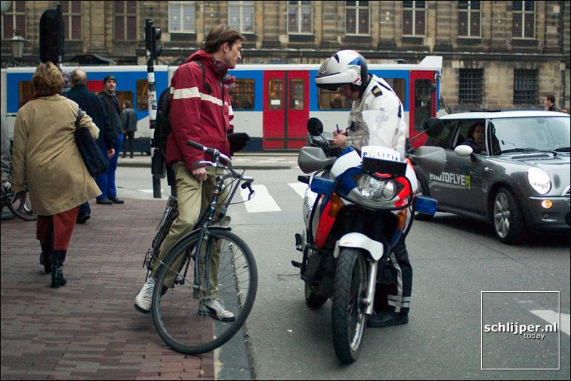 Nederland, Amsterdam, 17 februari 2004