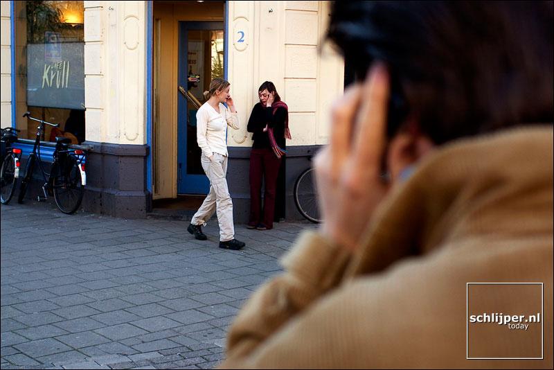 Nederland, Amsterdam, 20 februari 2004