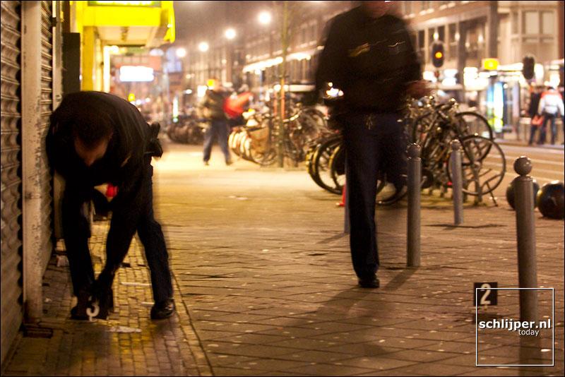 Nederland, Amsterdam, 21 februari 2004