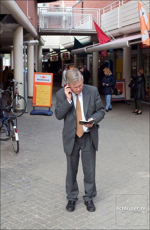 Nederland, Utrecht, 4 maart 2004