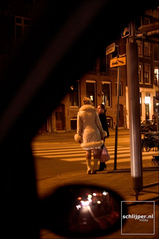 Nederland, Amsterdam, 4 maart 2004