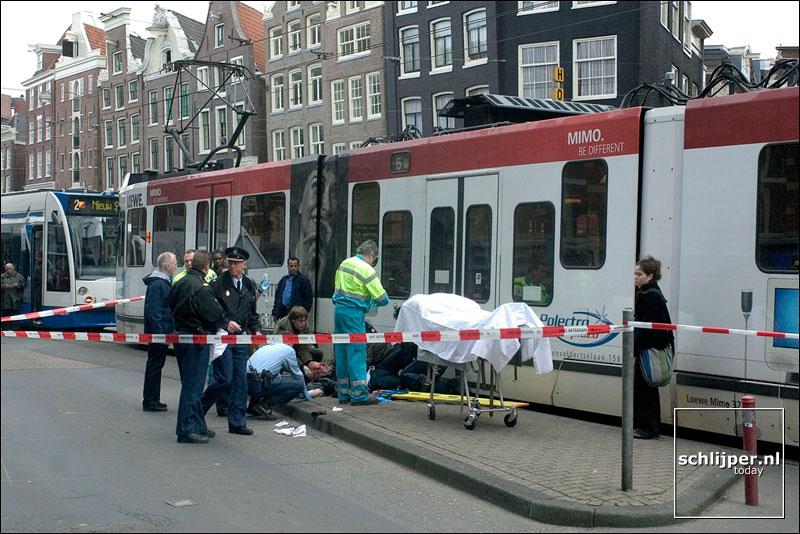 Nederland, Amsterdam, 27 maart 2004