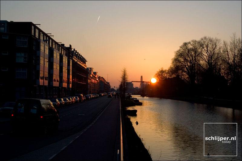 Nederland, Amsterdam, 28 maart 2004