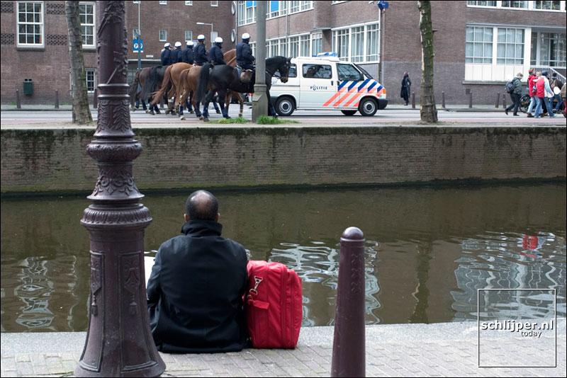 Nederland, Amsterdam, 10 april 2004