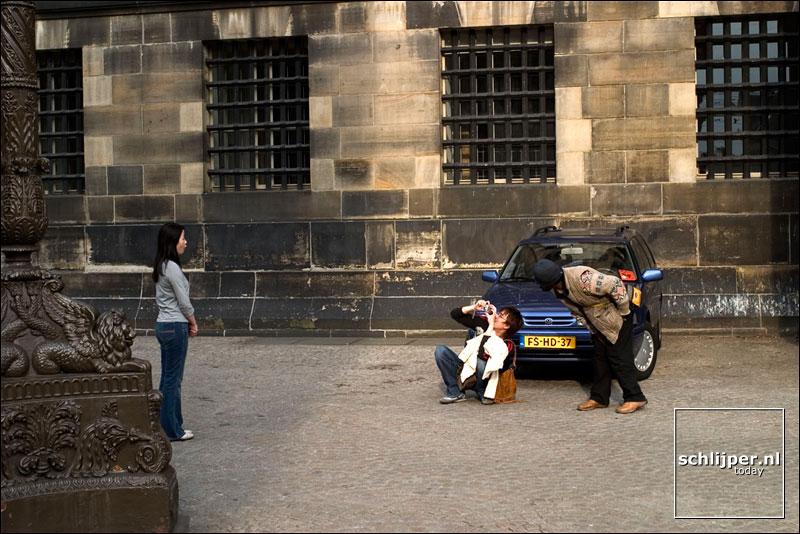 Nederland, Amsterdam, 21 april 2004