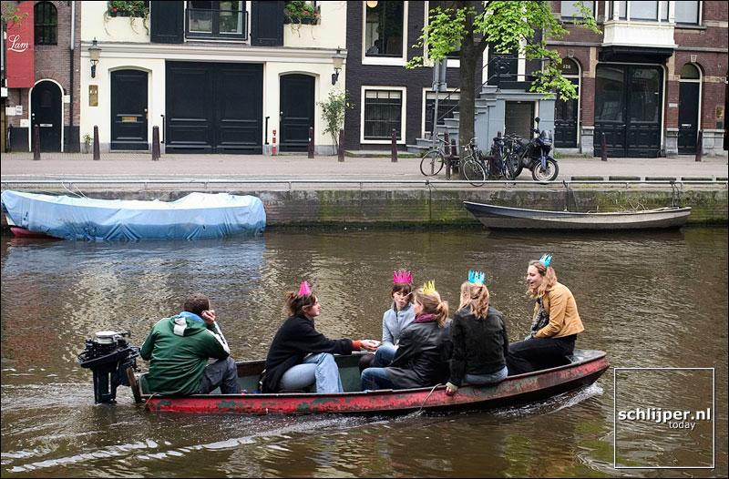 Nederland, Amsterdam, 12 mei 2004