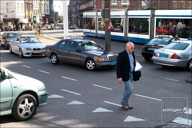 Nederland, Amsterdam, 15 mei 2004