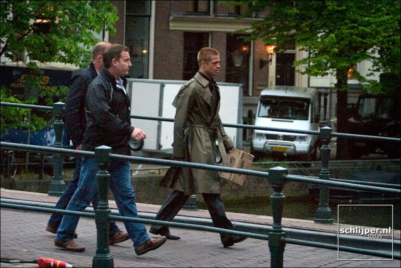 Nederland, Amsterdam, 20 mei 2004
