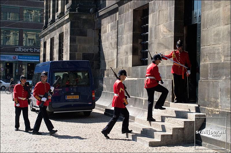 Nederland, Amsterdam, 24 mei 2004
