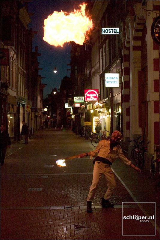 Nederland, Amsterdam, 25 juni 2004