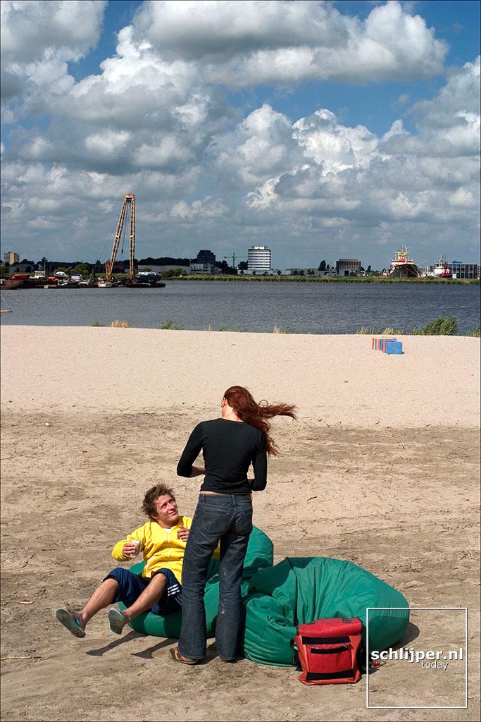 Nederland, Amsterdam, 1 juli 2004
