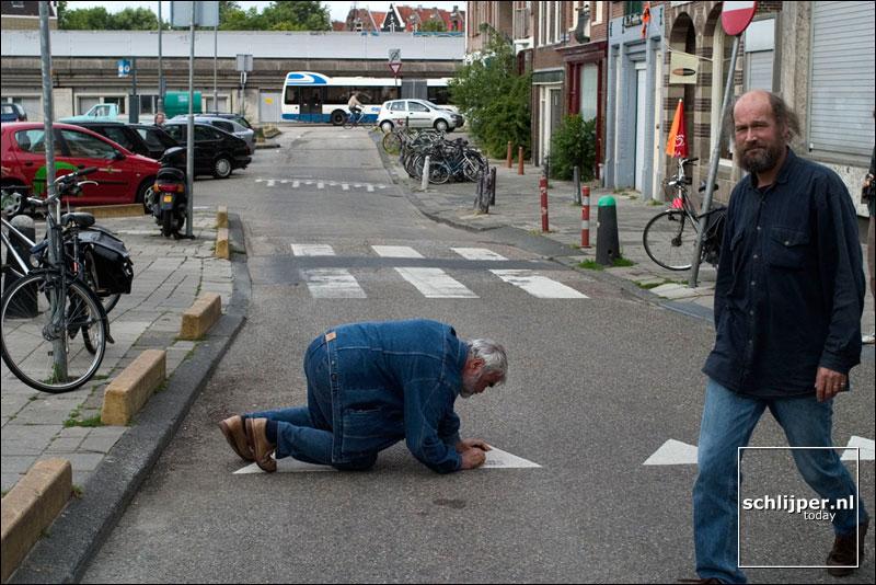 Nederland, Amsterdam, 4 juli 2004