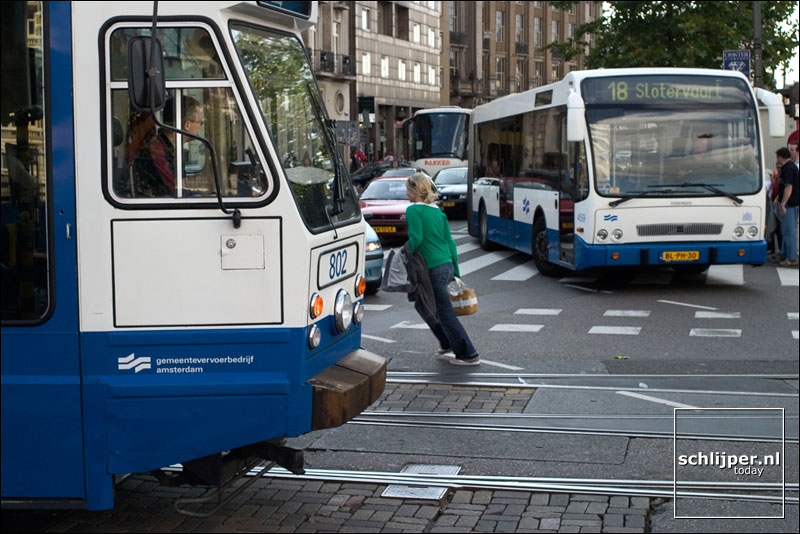 Nederland, Amsterdam, 6 juli 2004