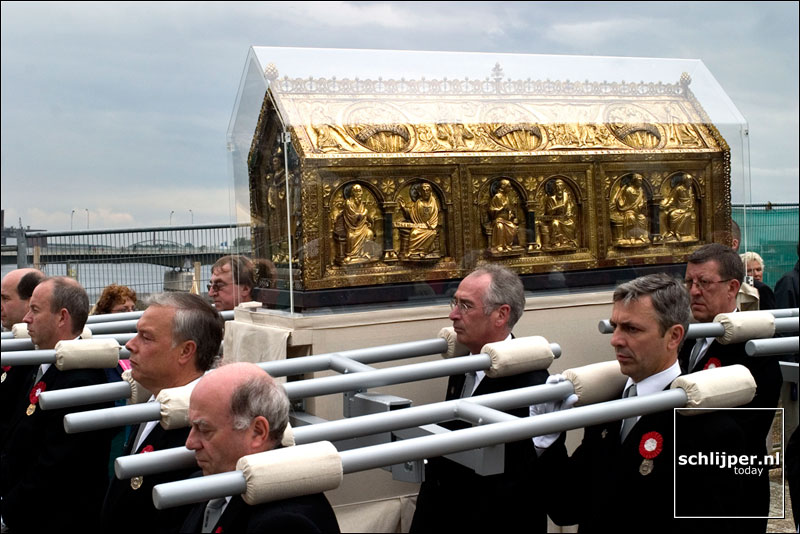 Nederland, Maastricht, 11 juli 2004