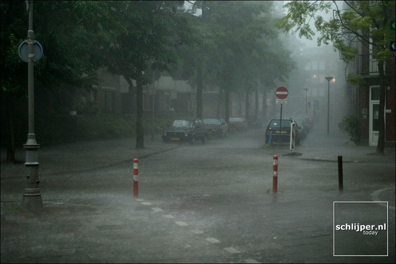Nederland, Amsterdam, 17 juli 2004
