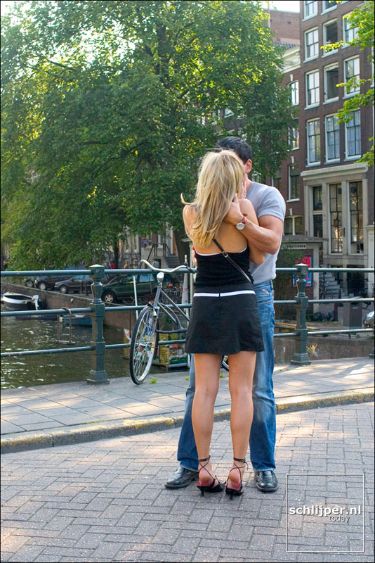 Nederland, Amsterdam, 28 juli 2004