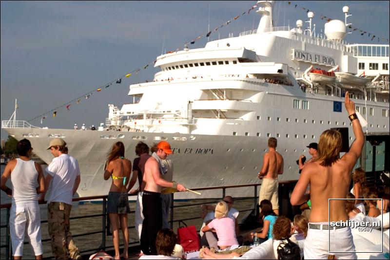 Nederland, Amsterdam, 29 juli 2004