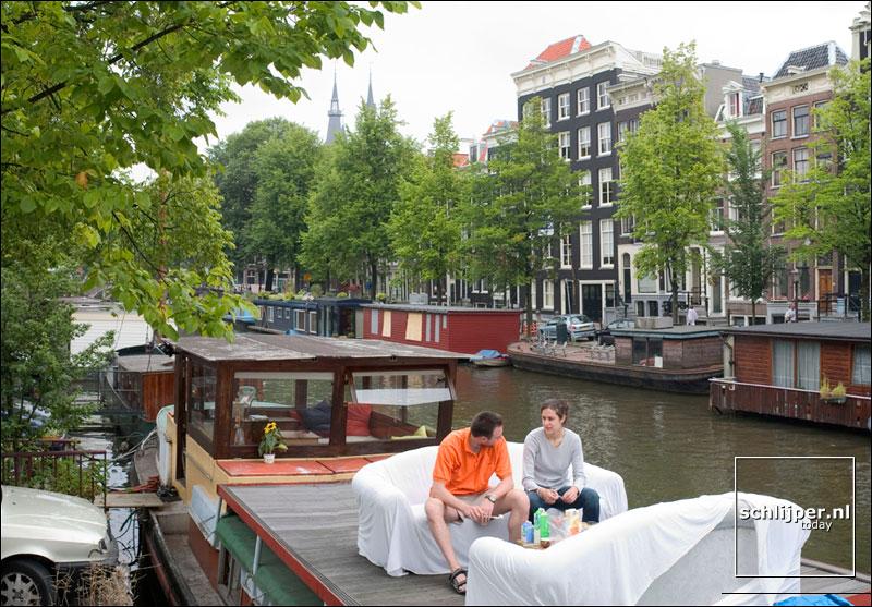 Nederland, Amsterdam, 1 augustus 2004
