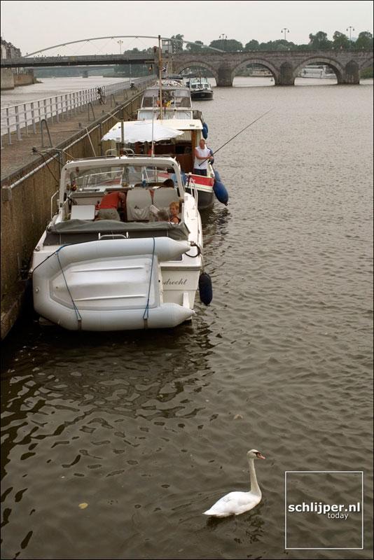 Nederland, Maastricht, 6 augustus 2004