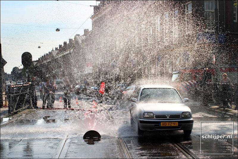 Nederland, Amsterdam, 9 augustus 2004