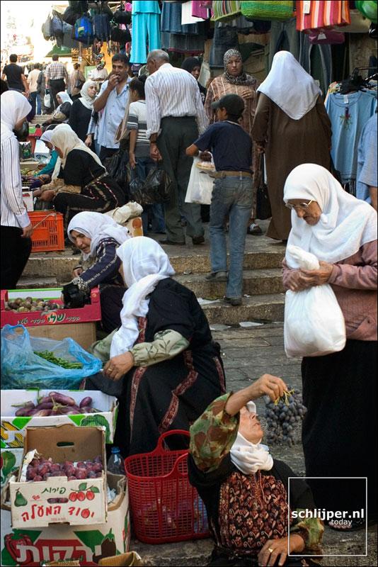 Israel, Jeruzalem, 15 augustus 2004